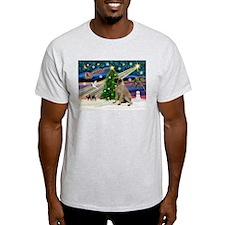 XmasMagic/BullMastiff #7 T-Shirt