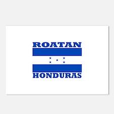 Roatan, Honduras Postcards (Package of 8)