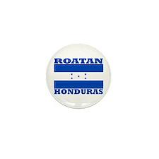 Roatan, Honduras Mini Button (10 pack)