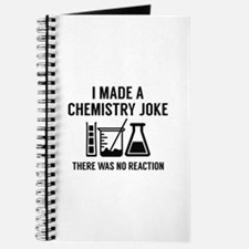 I Made A Chemistry Joke Journal