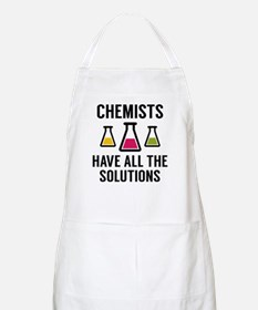 Chemists Have All The Solutions Apron