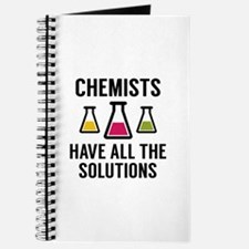 Chemists Have All The Solutions Journal