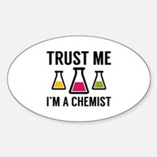 Trust Me I'm A Chemist Decal