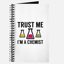 Trust Me I'm A Chemist Journal