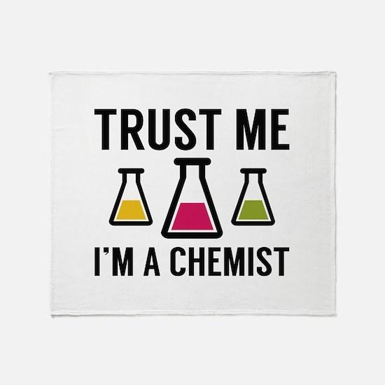 Trust Me I'm A Chemist Stadium Blanket