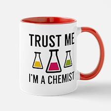 Trust Me I'm A Chemist Mug