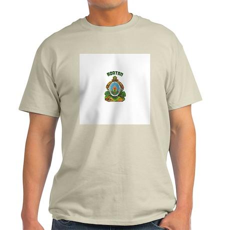 Roatan, Honduras Light T-Shirt
