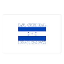 La Ceiba, Honduras Postcards (Package of 8)