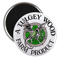 Tulgey Wood Farm Products Magnet