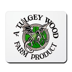 Tulgey Wood Farm Products Mousepad