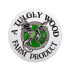 Tulgey Wood Farm Products Ornament (Round)
