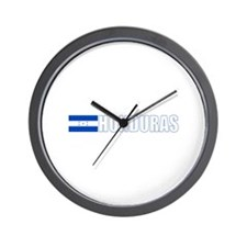 Honduras Wall Clock
