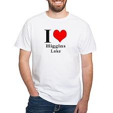 I heart Higgins Lake Shirt