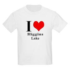 I heart Higgins Lake T-Shirt