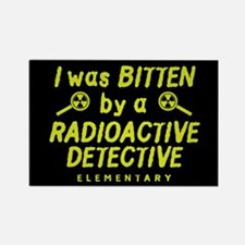 Bitten By A Radioactive Detective Magnets