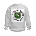 Tulgey Wood Farm Products Kids Sweatshirt