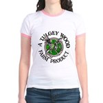 Tulgey Wood Farm Products Jr. Ringer T-Shirt