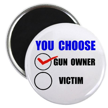 "GUN RIGHTS 2.25"" Magnet (10 pack)"