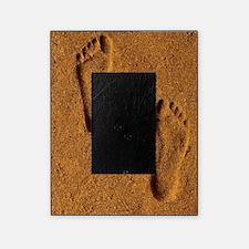 Cute Footprint Picture Frame