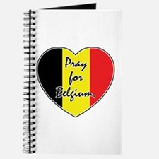 Pray For Belgium Journal