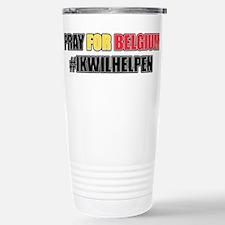 #IKWILHELPEN Travel Mug
