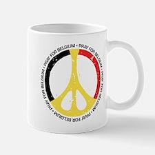 Belgium Peace Mug