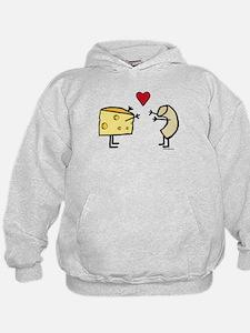 Macaroni and Cheese Love Hoodie