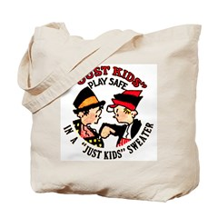 Just Kids Tote Bag