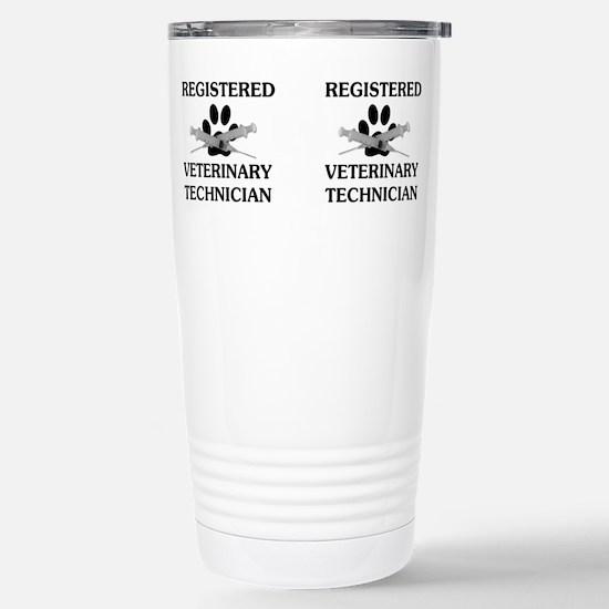 Registered Veterinary Tech Mugs
