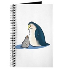Mommy/Daddy & Baby Penguin Journal