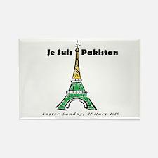 Je Suis Pakistan 27 Mars 2016 Magnets
