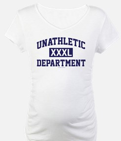 Unathletic Department XXXL Shirt