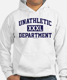 Unathletic Department XXXL Jumper Hoody