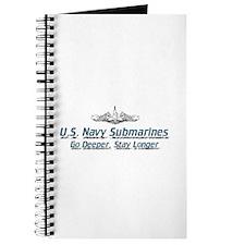 Cute Submarine Journal