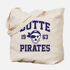 Butte Pirates Football Tote Bag