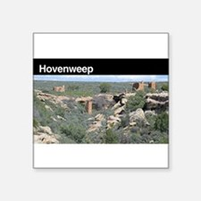 Hovenweep National Monument Rectangle Sticker