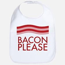 Bacon Please Bib
