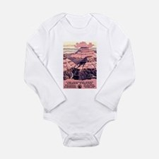1930s Vintage Grand Canyon National Park Body Suit