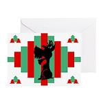Schnauzer Christmas Cards (Pk of 10)