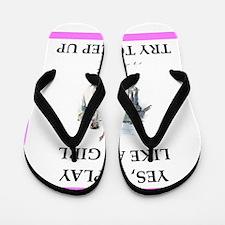 golfer Flip Flops