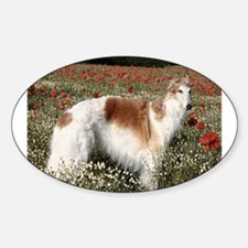 borzoi full Decal