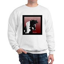 Gypsy Vanner Horse #5 Sweatshirt