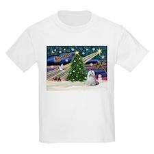XmasMagic/Maltese (#9) T-Shirt