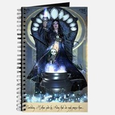 Mystic Cerridwen Prayer Grimoire Journal
