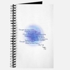 Mystic Awen Invocation Grimoire Journal