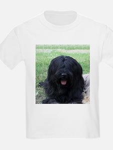 briard black T-Shirt