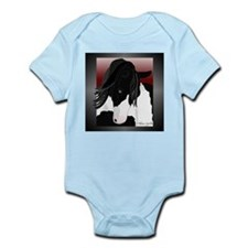 Gypsy Vanner Horse (#2) Infant Creeper