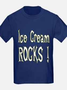 Ice Cream Rocks ! T