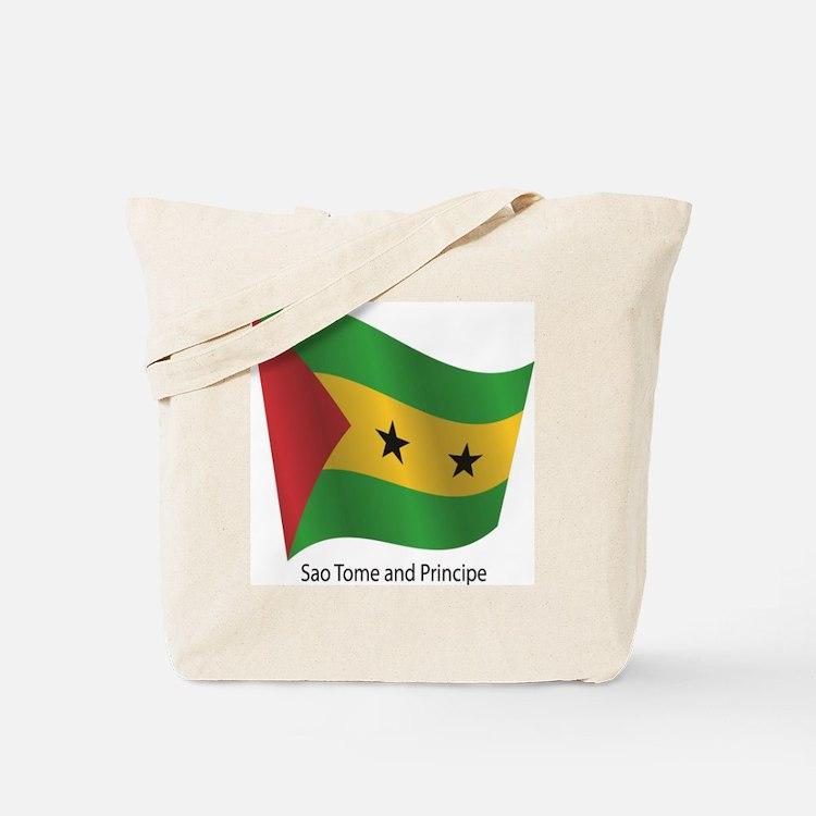 Cute Sao tome and principe Tote Bag