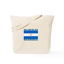 San Juan Del Sur, Nicaragua Tote Bag